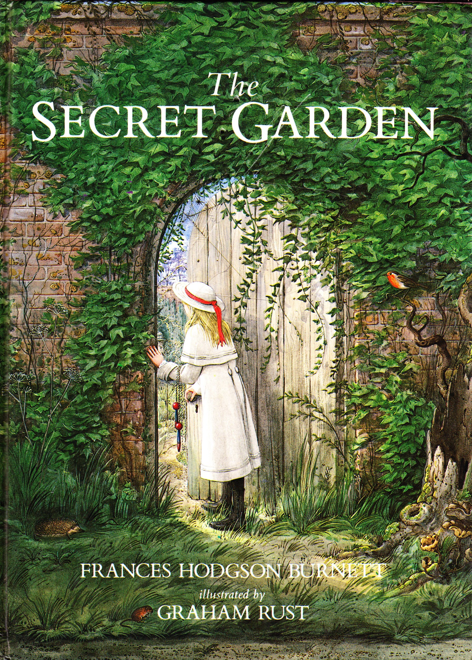The Secret Garden Is A Novel By Frances Hodgson Burnett. It Was Initially  Published In Serial Form Beginning In 1910, And First Published In Its  Entirety In ...